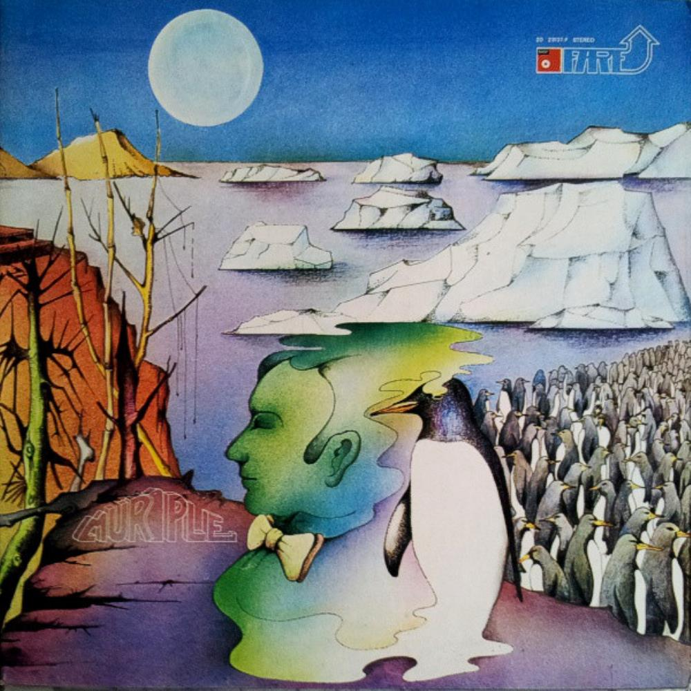 Io Sono Murple by MURPLE album cover