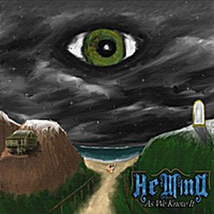 Hemina - As We Know It CD (album) cover
