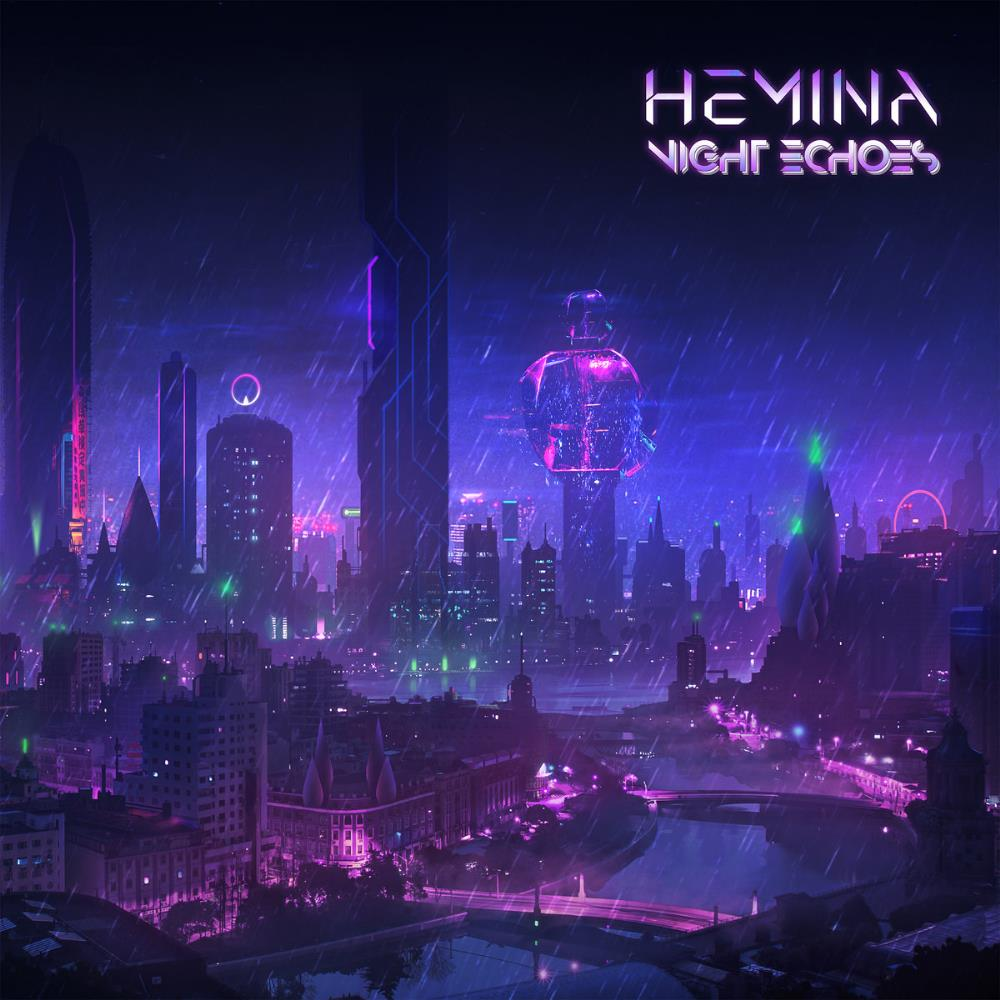 Night Echoes by HEMINA album cover