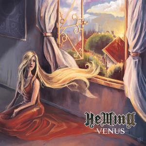 Hemina - Venus CD (album) cover