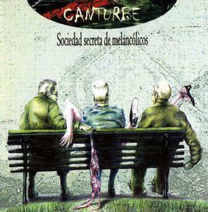 Sociedad Secreta de Melancolicos by CANTURBE album cover