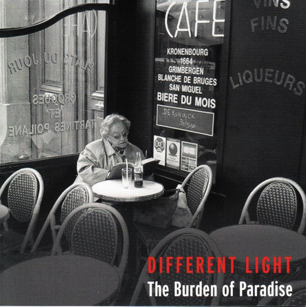 Different Light - The Burden Of Paradise CD (album) cover