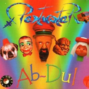 Pentwater - Ab-Dul CD (album) cover