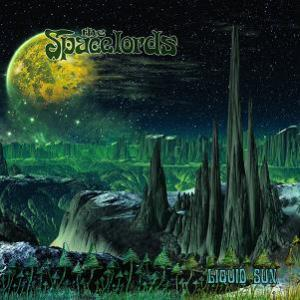 The Liquid Sun by SPACELORDS, THE album cover