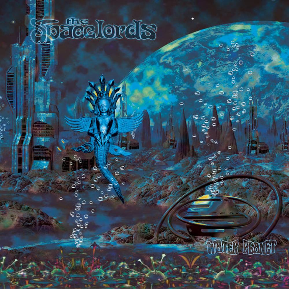 The Spacelords Water Planet album cover