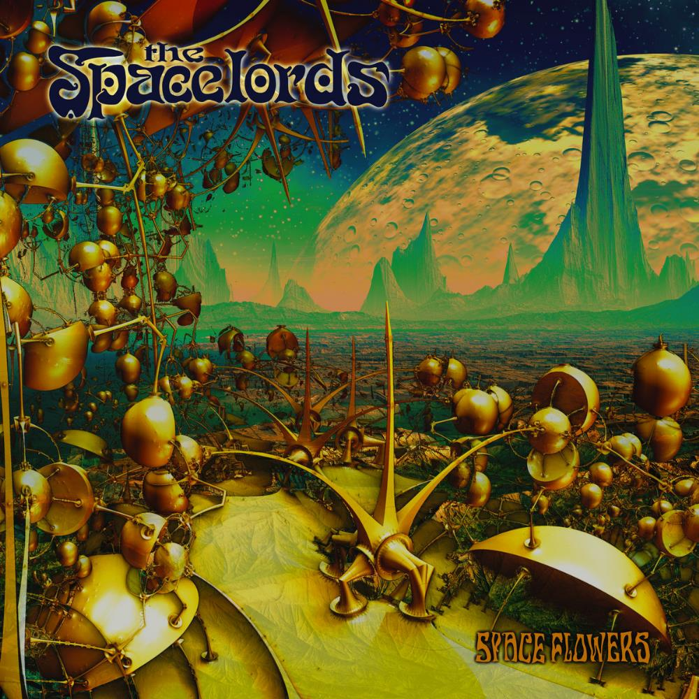 Spaceflowers by SPACELORDS, THE album cover