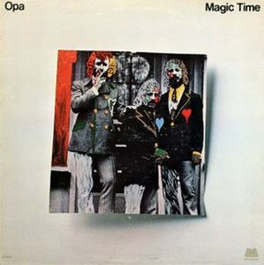 Opa Magic Time album cover