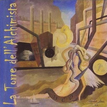 La Torre Dell Alchimista - Neo CD (album) cover
