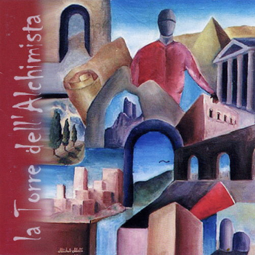 La Torre Dell Alchimista - La Torre Dell'Alchimista CD (album) cover