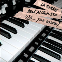 La Torre Dell'Alchimista - USA...You Know? CD (album) cover