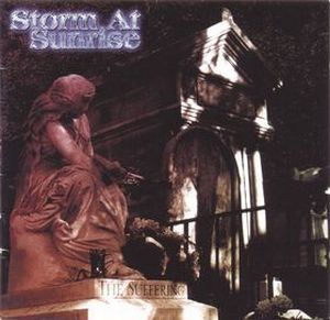 Storm at Sunrise - The Suffering CD (album) cover
