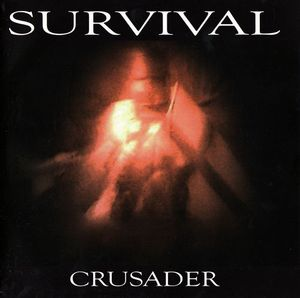 Survival Crusader album cover