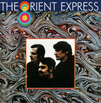 The Orient Express by ORIENT EXPRESS, THE album cover
