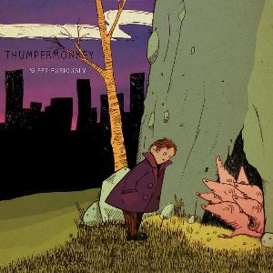 Sleep Furiously by THUMPERMONKEY album cover