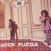 Atoll - Rock Puzzle  CD (album) cover