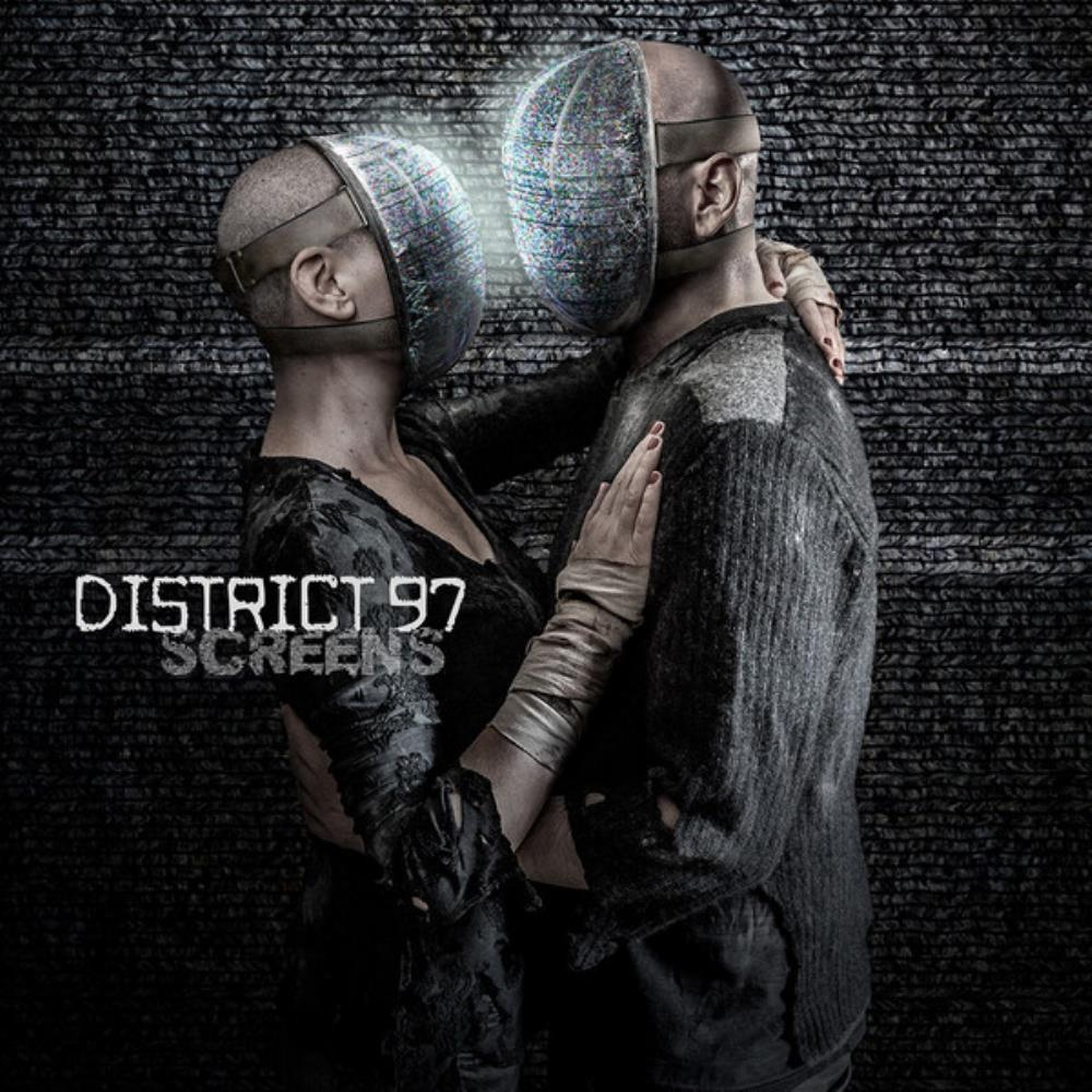 District 97 - Screens CD (album) cover