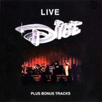 Live Dice by DICE album cover