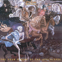 Dice - The Four Riders Of The Apocalypse CD (album) cover