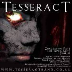 TesseracT - Demo 2007 CD (album) cover