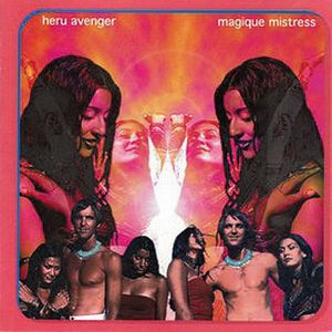 Magique Mistress by HERU AVENGER album cover