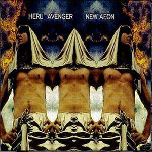 Heru Avenger - New Aeon CD (album) cover