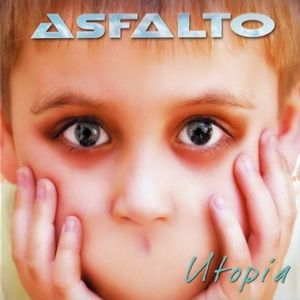 Asfalto Utopia album cover