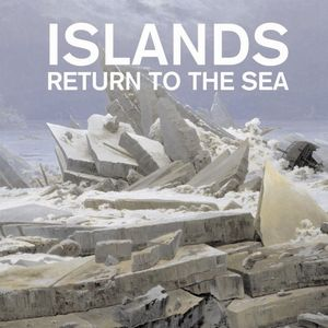 Islands - Return to the Sea CD (album) cover