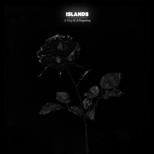 Islands A Sleep & A Forgetting album cover