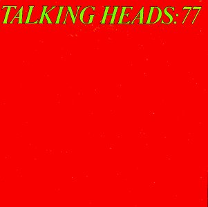 Talking Heads - Talking Heads: 77 CD (album) cover