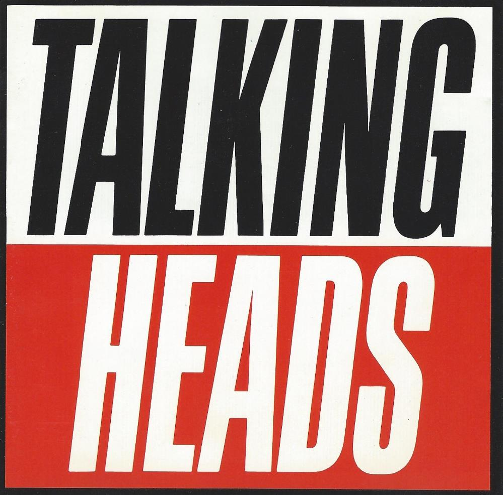 True Stories by TALKING HEADS album cover