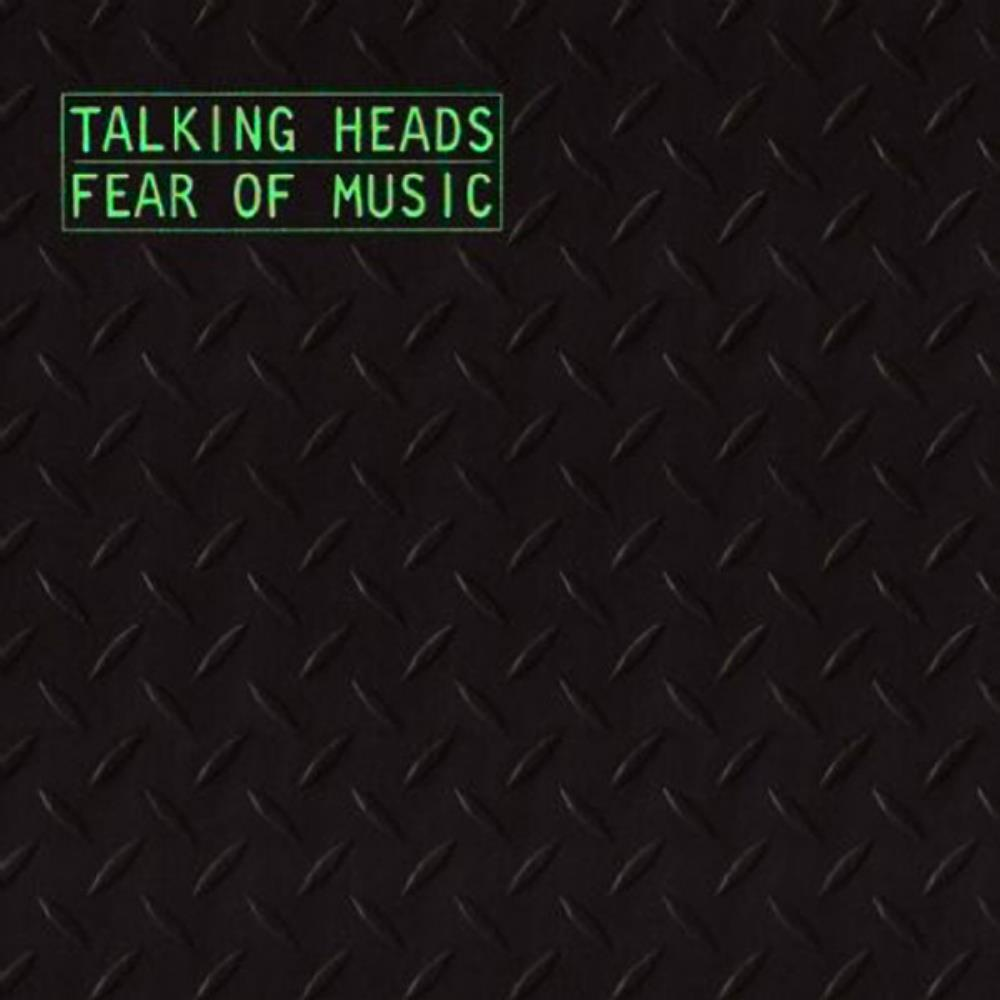 Talking Heads - Fear Of Music CD (album) cover