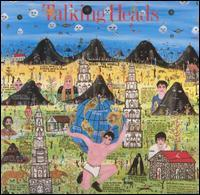 Talking Heads Little Creatures album cover