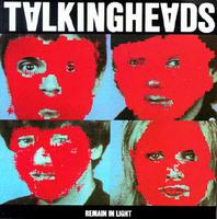 Talking Heads - Remain In Light CD (album) cover