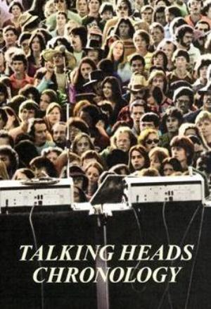 Chronology by TALKING HEADS album cover