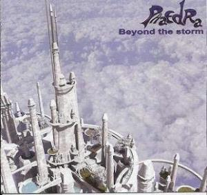 Phaedra Beyond the Storm album cover
