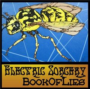 Book of Lies (Remastered) by Electric Sorcery album rcover