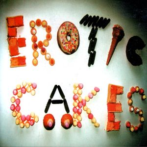 Guthrie Govan Erotic Cakes album cover