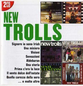 New Trolls I Grandi Successi: New Trolls album cover