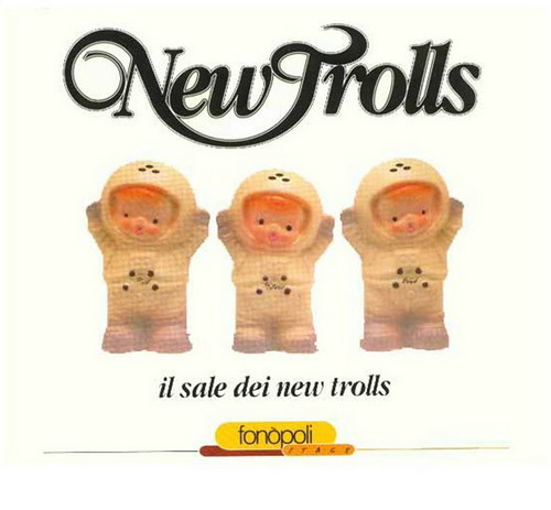 New Trolls - Il Sale Dei New Trolls CD (album) cover