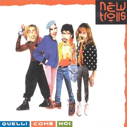 Quelli come noi by NEW TROLLS album cover