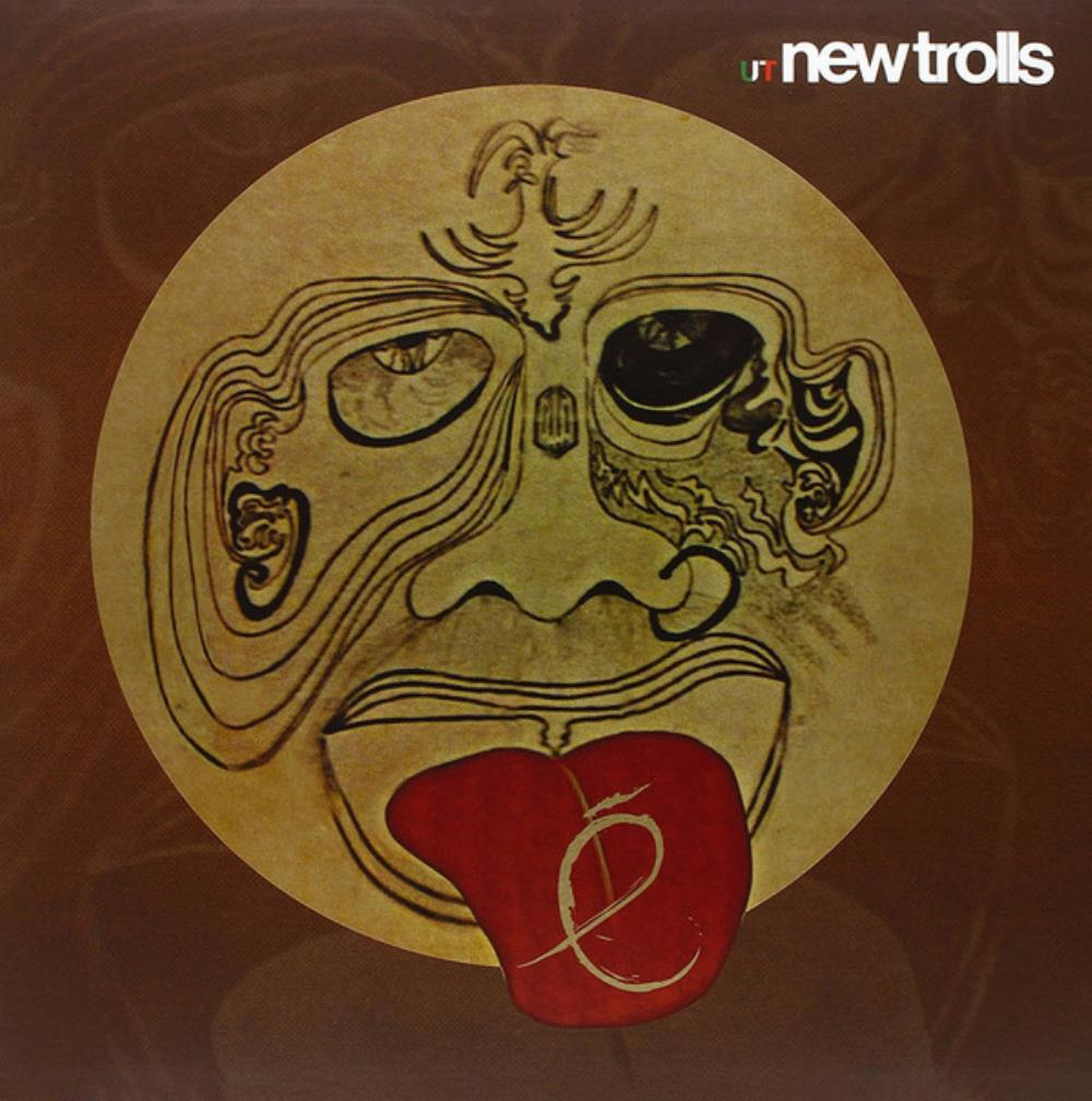 UT New Trolls: É by NEW TROLLS album cover