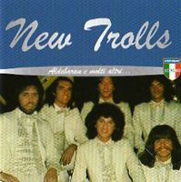 New Trolls - Aldebaran E Molti Altri... CD (album) cover