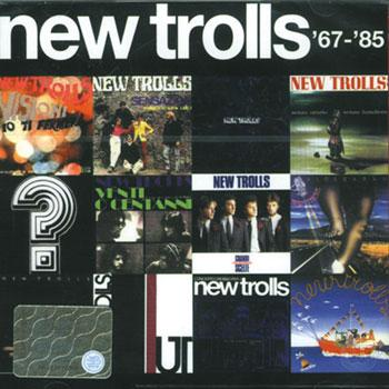 New Trolls '67 - '85 album cover