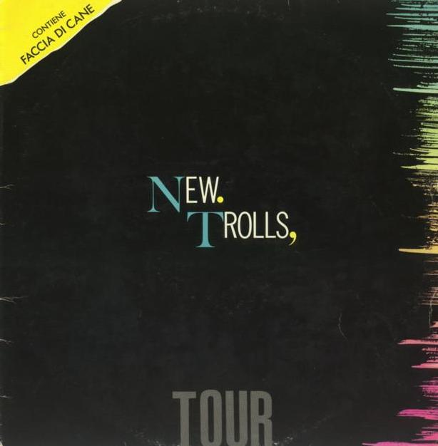 New Trolls Tour album cover