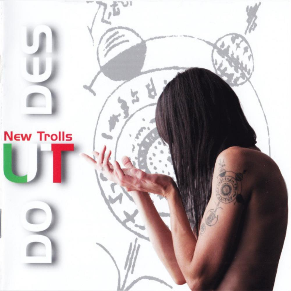 UT New Trolls: Do Ut Des by NEW TROLLS album cover