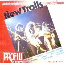 New Trolls Profili album cover