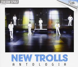 New Trolls - Antologia CD (album) cover