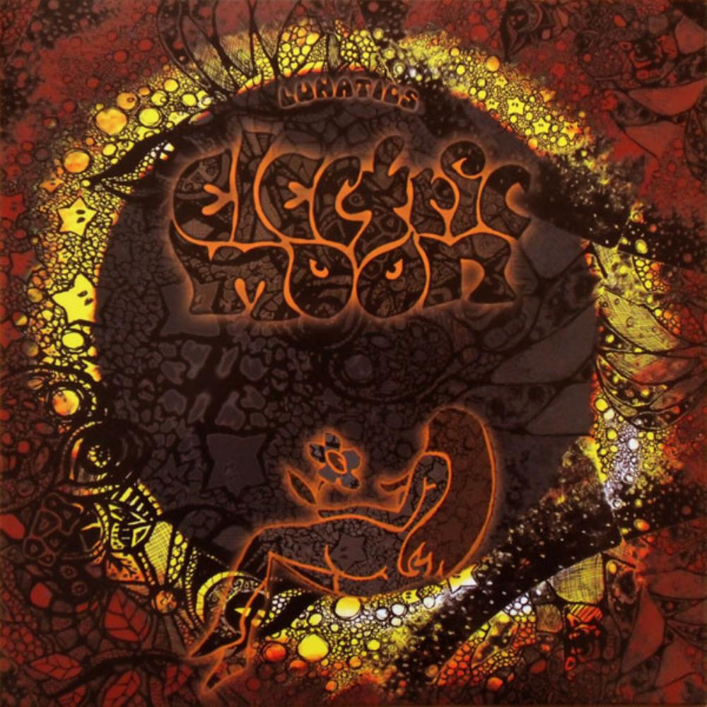 Lunatics by ELECTRIC MOON album cover