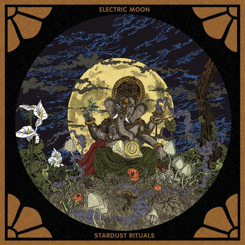 Electric Moon - Stardust Rituals CD (album) cover