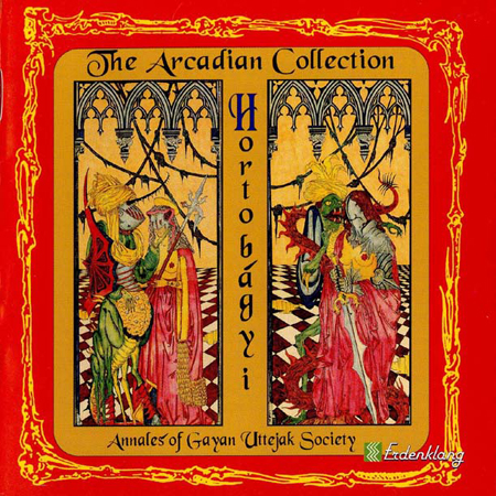 L�szl� Hortob�gyi The Arcadian Collection album cover